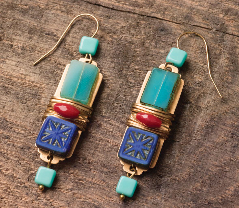 Global Style Jewelry, Anne Potter, jewelry making, travel, beading, beads, color