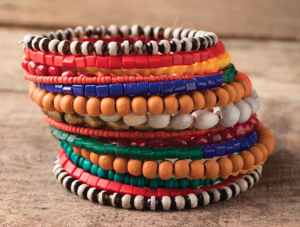 Global Style Jewelry: Jewelry Making, Beading, Traveling – Anne Potter Takes Us Along