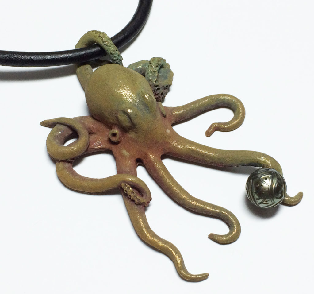 Go Figure: How This Octopus and Jewelry Making Come Together