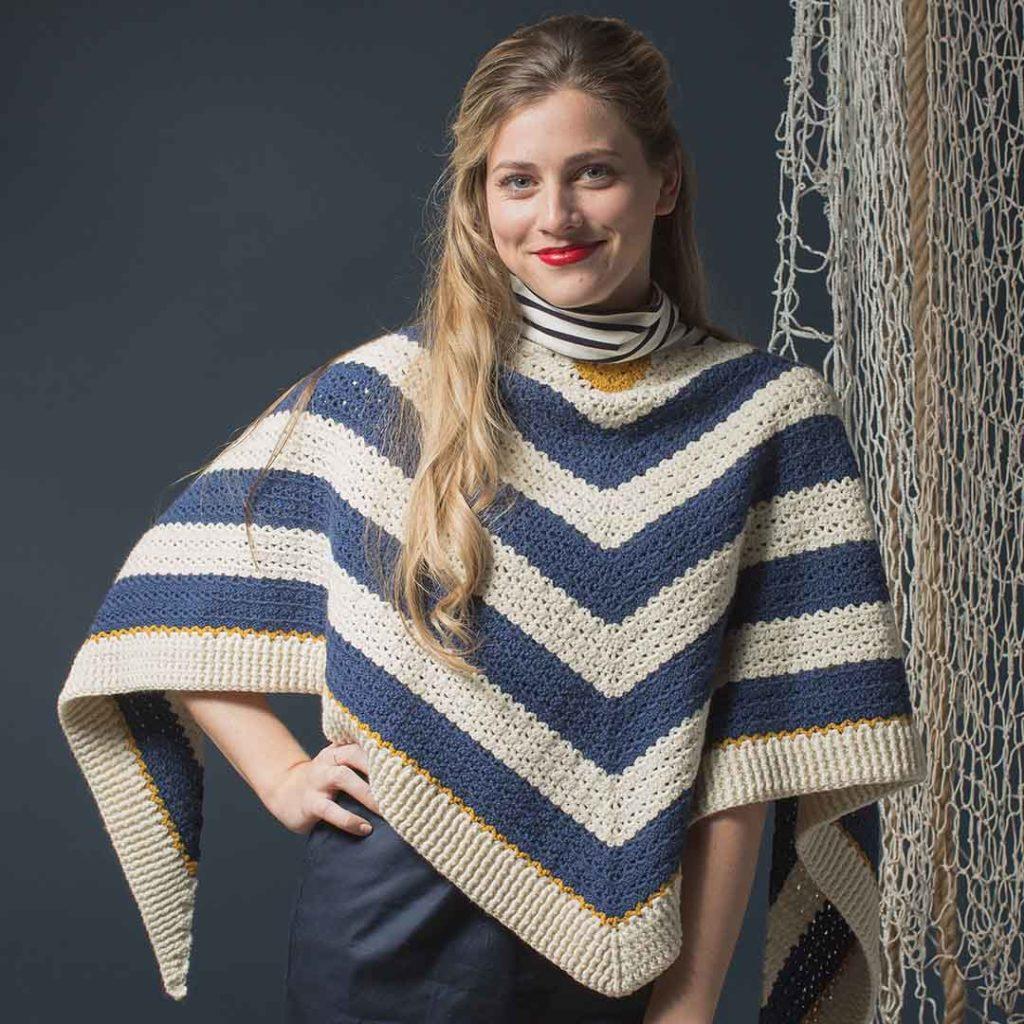 summer crochet patterns from Interweave Crochet Summer 2018