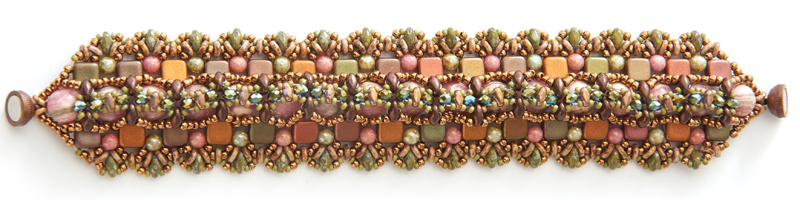 Meet Michelle Gowland, a Full-Time RVer, 2-Hole Bead Junkie and Bead Fondler