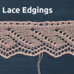 An Education in Lace Grafting: Intro to Grafting Lace Edgings