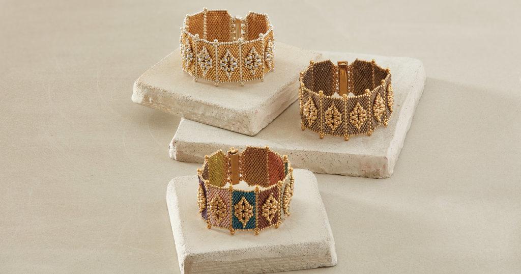Grand Duchess Bracelet by Helen Roosa