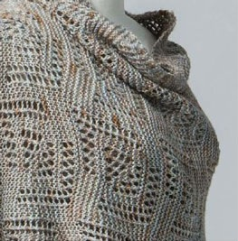 Detail of Guriddo Stole