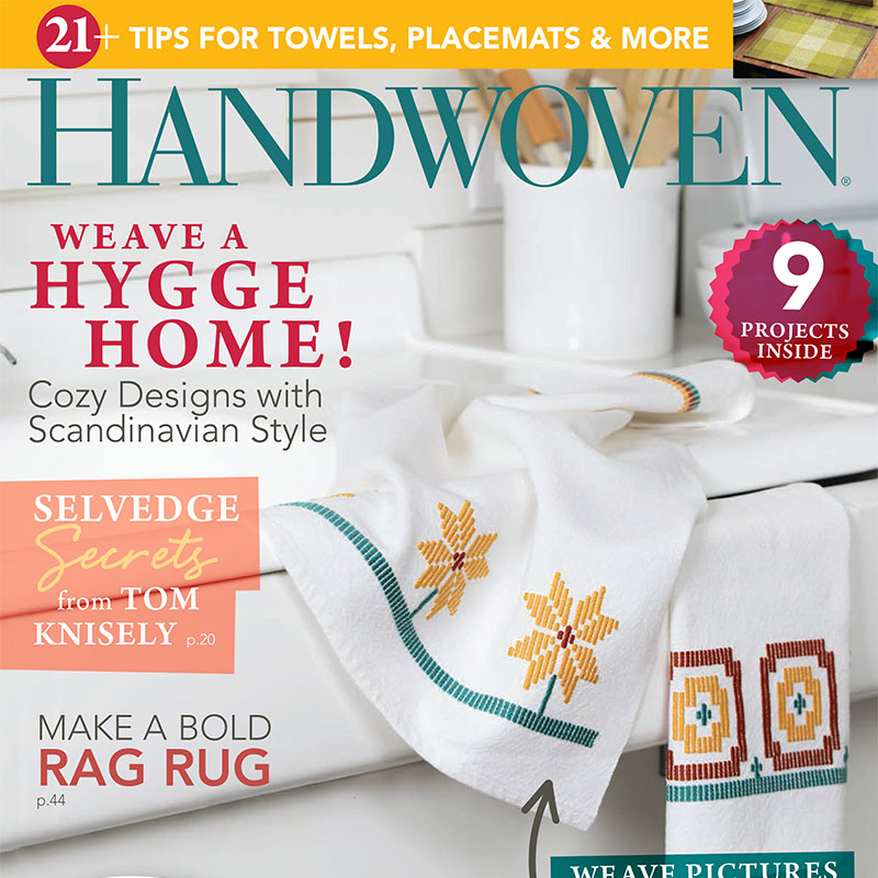 Handwoven MarchApril 2017 cover
