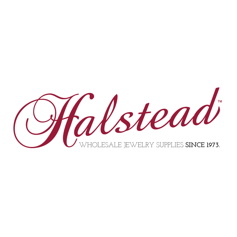 Halstead Bead logo: Top beading website from Interweave.