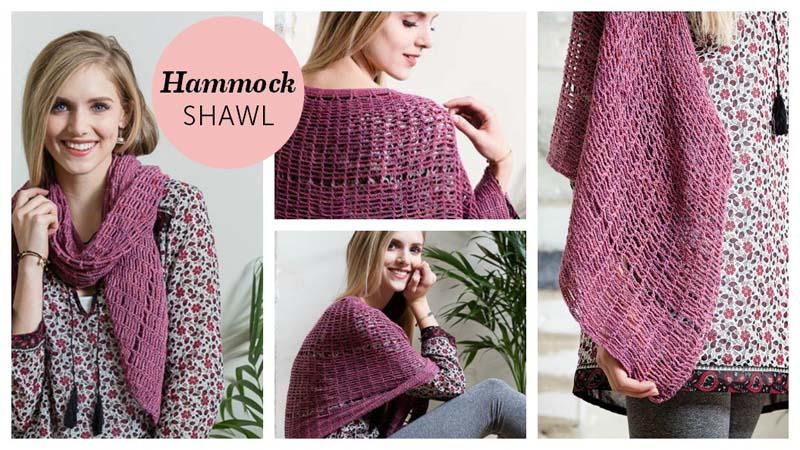 Hammock-Shawl