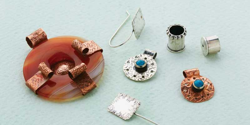 Learn how to make your own handmade jewelry findings