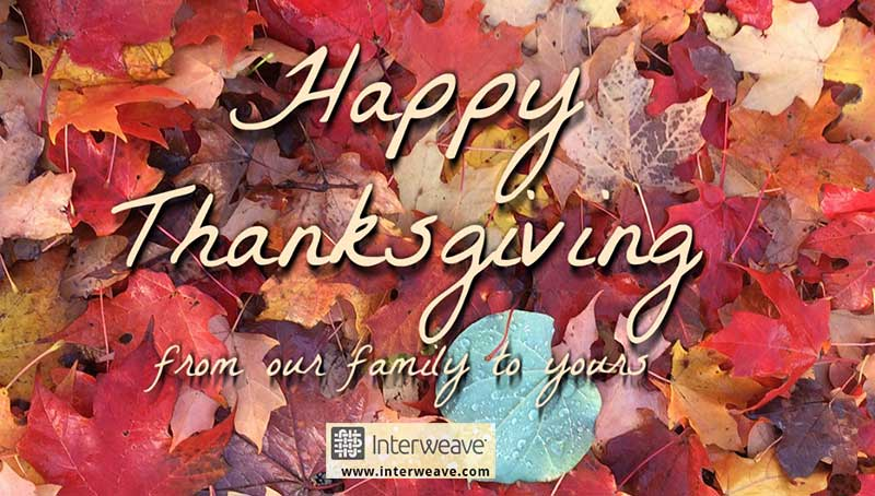 Giving Thanks From the Jewelry Team at Interweave