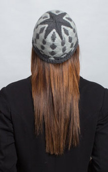 Knit Hats: The Suzuri Hat is a gorgeous hat to knit for yourself or as a gift.