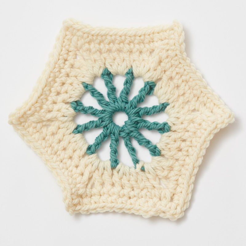 article crochet block instructions spray blocking squares