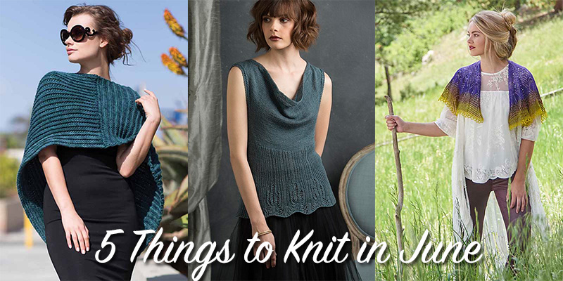 5 Summer Knitting Projects to Explore