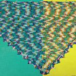 Finished Object Friday: Wisteria Shawl