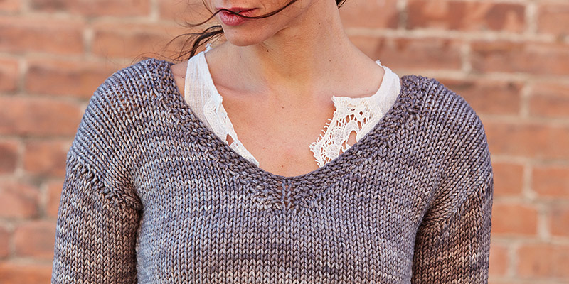 POW: Aviatrix Pullover from <em>Knitting Traditions</em>