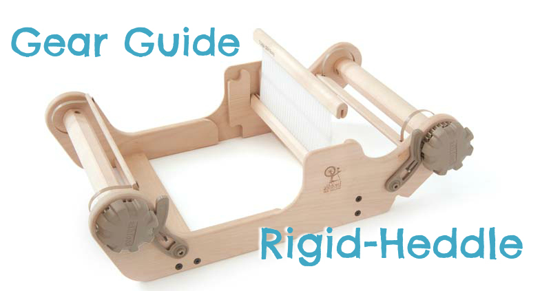Gear Guide: 10 Tools for Rigid-Heddle Weaving
