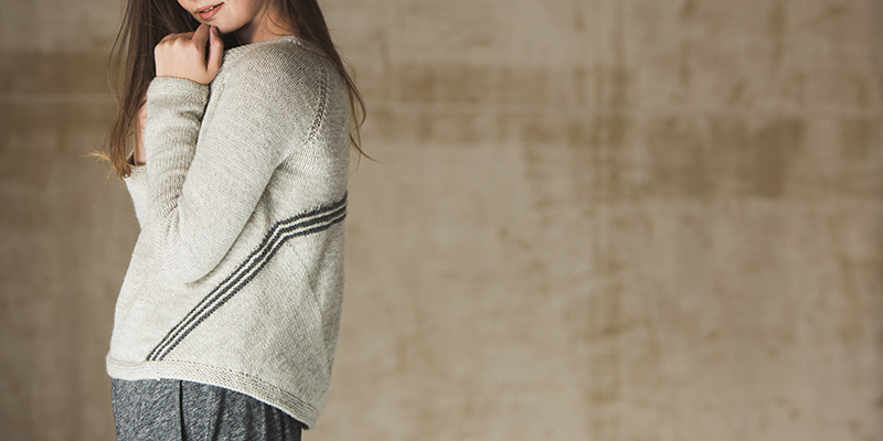 POW: Hyannis Port Pullover by Bristol Ivy
