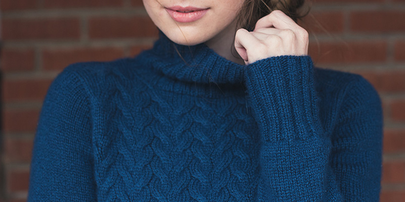 POW: Tullamore Pullover