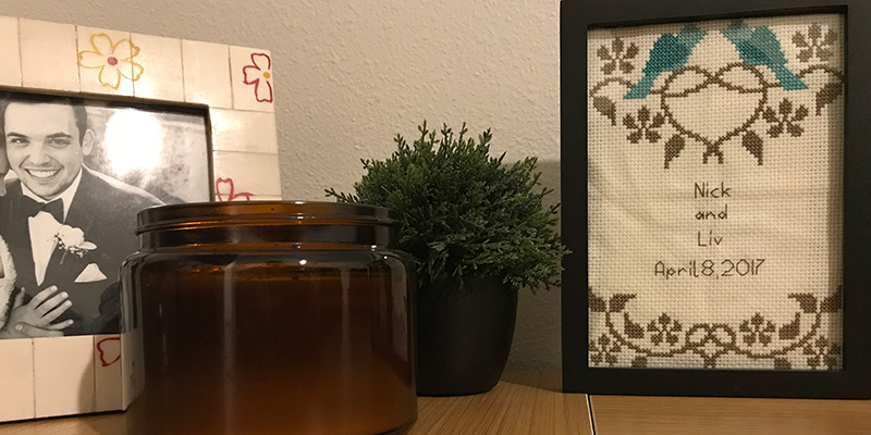 Fall in Love with Cross-Stitch