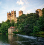 Postcard from Scotland: Durham Cathedral & Embroiderer Tracy A. Franklin