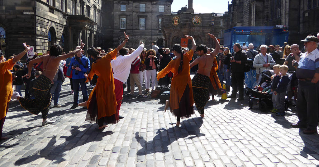Postcard from Scotland: A Knitting Cabaret at the Edinburgh Fringe Festival
