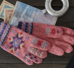 Colorful Estonian Gloves to Knit from Nancy Bush