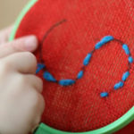 This Week in History: Needlework in the Montessori Classroom