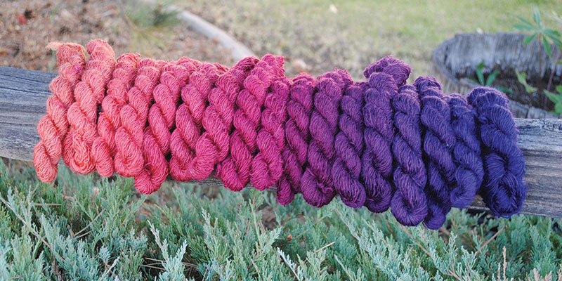 Weaving with Handspun: What Makes a Good Tapestry Yarn?