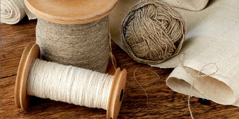 6 Tips for Spinning Hemp Yarn from Stephenie Gaustad