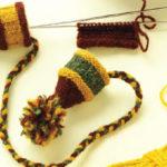 Celebrity Knitter and Crocheter Deborah Norville on KDTV, Two Free Patterns!