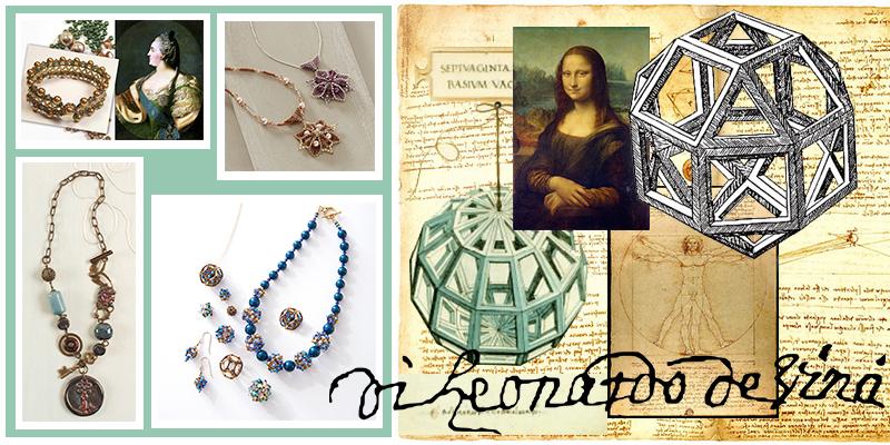 Beading with the Masters: Leonardo da Vinci