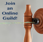 Join an Online Weaving and Spinning Guild