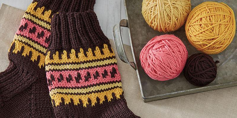 Skolt Saami Sock Knitting Traditions