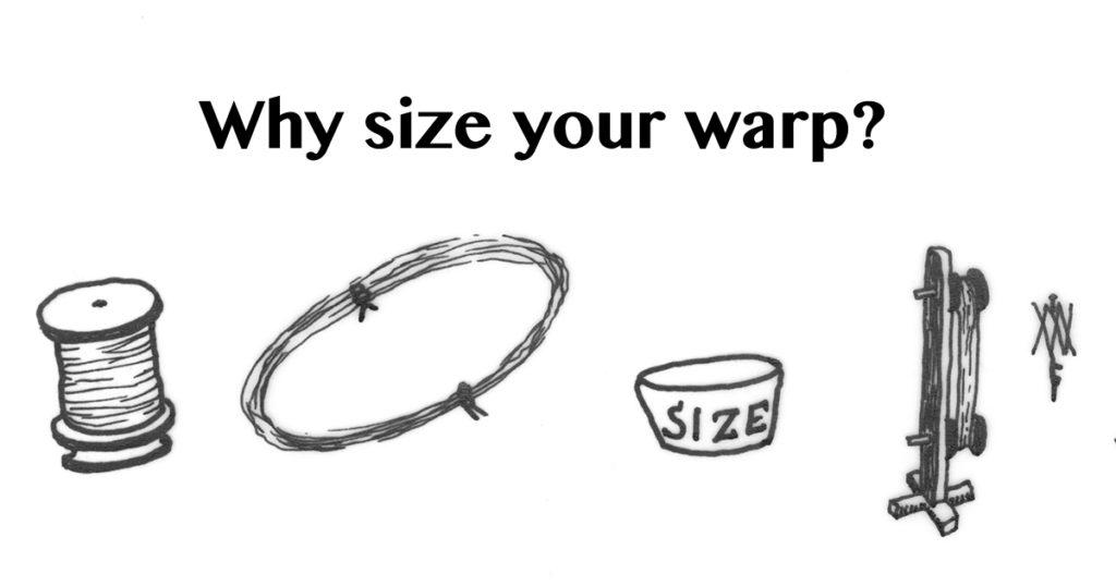 Weaving Handspun Yarn: Sizing Your Singles