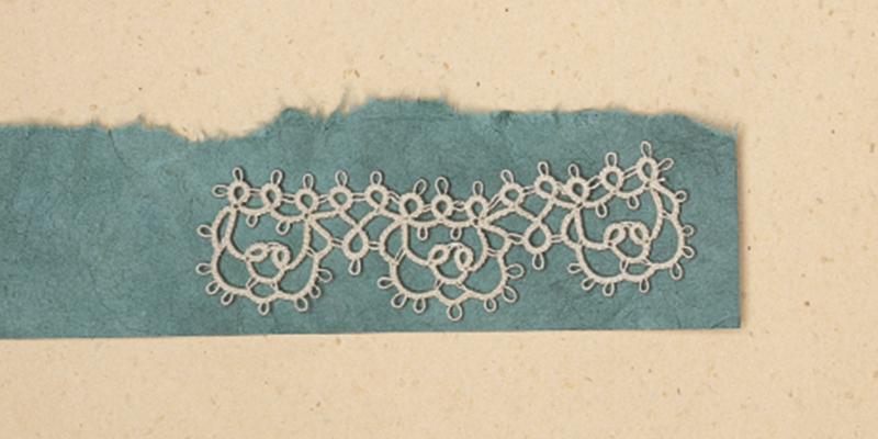 A Vintage Tatted Edging from <em>Needlecraft</em> Magazine