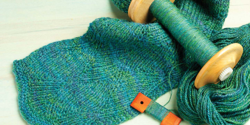 Knitting with Handspun Yarn: 3 Things Spinners Can Learn from Knitters