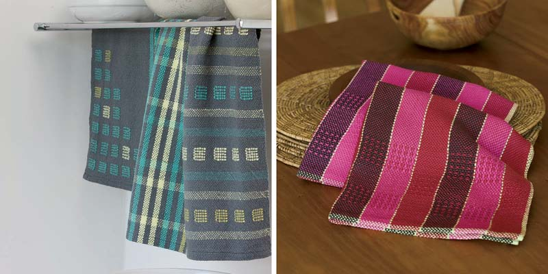 How to Weave Great Towels with a Rigid-Heddle Loom