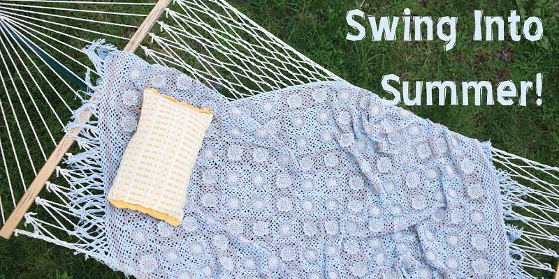 Swing Into Summer Crochet Style!