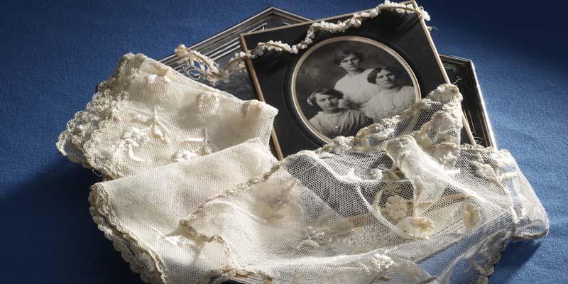 Needlework for Weddings