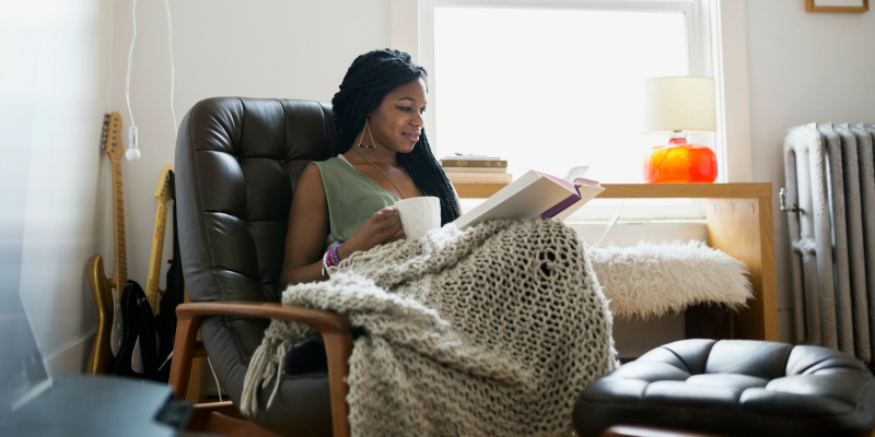 Interweave's Top 5 Modern Crochet Blankets