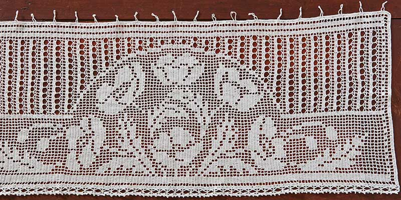 Honoring Australian Crochet Designer Mary Card
