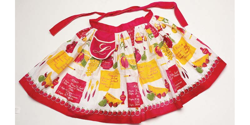 Out of the Kitchen: A Collection of Aprons