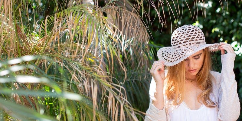 FO Friday: Sara's Jardin Hat