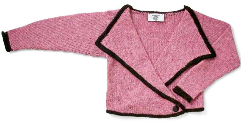 Heathered Plum Sweater
