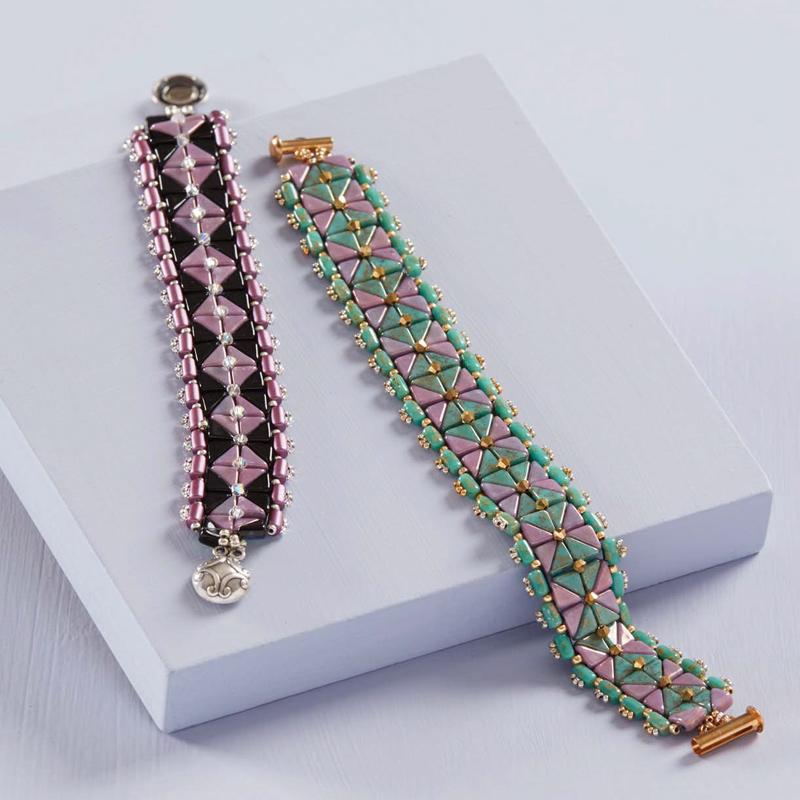 W.O.R.D.: Flo Henry's Earrings as Variation of Amy Kohn's Two To Tango Bracelet