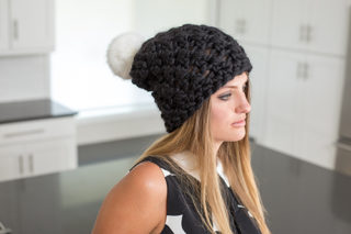 Hi-Fi Hat by Vickie Howell | CrochetScene 2017