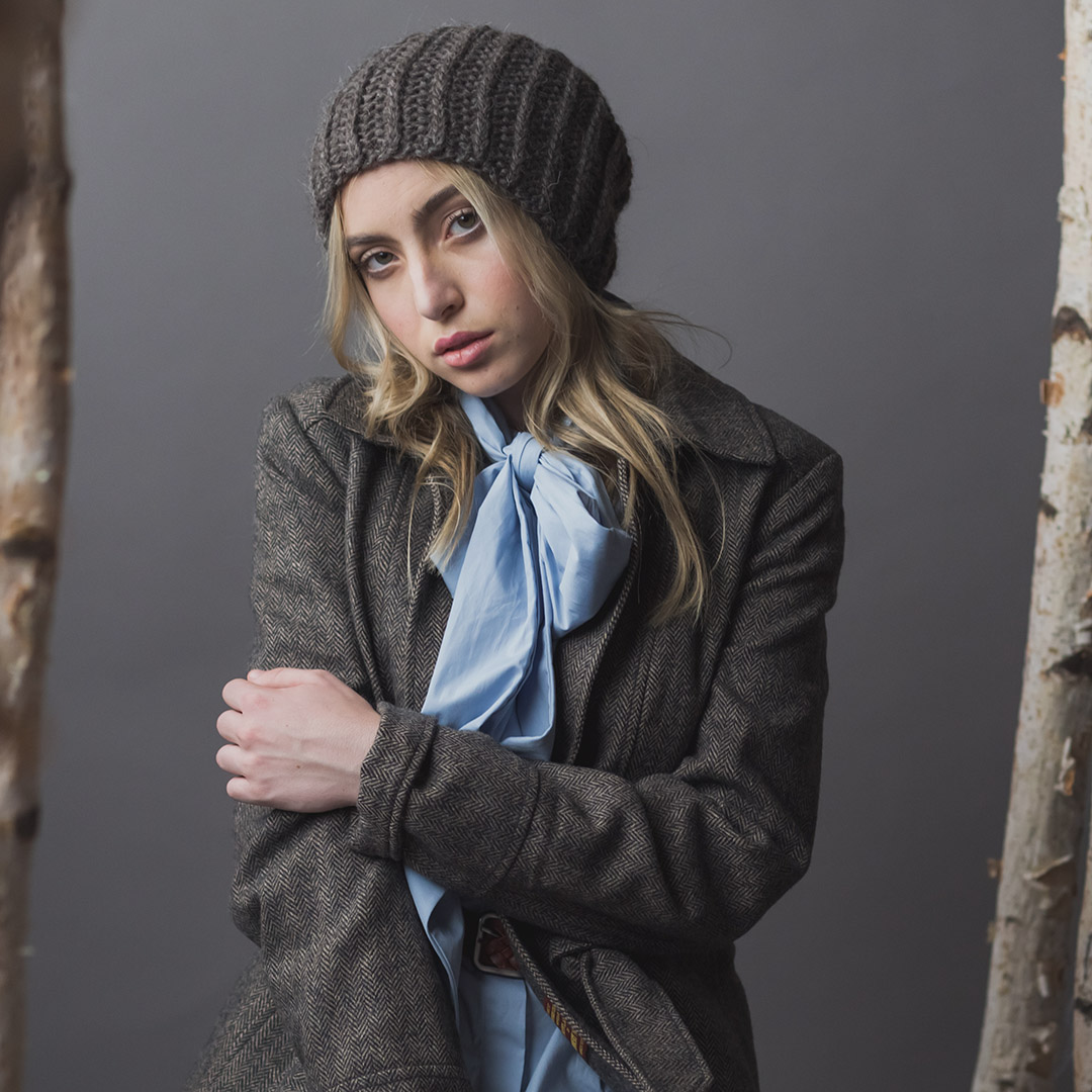 Hibernation Hat from <em>Interweave Crochet</em> Winter 2019 CREDIT: Harper Point Photography
