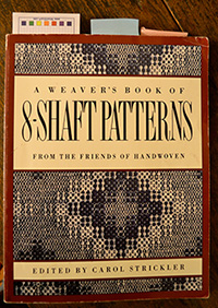 Lisa's book of 8-Shaft Patterns