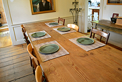 Original Placemats in use