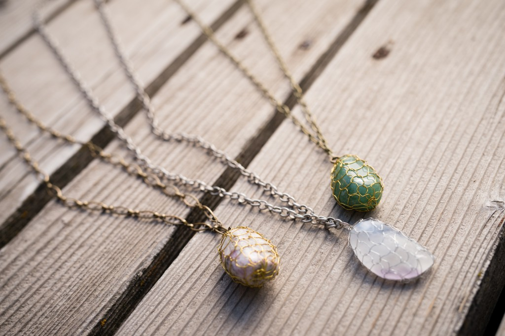 Himmelberg.Necklaces