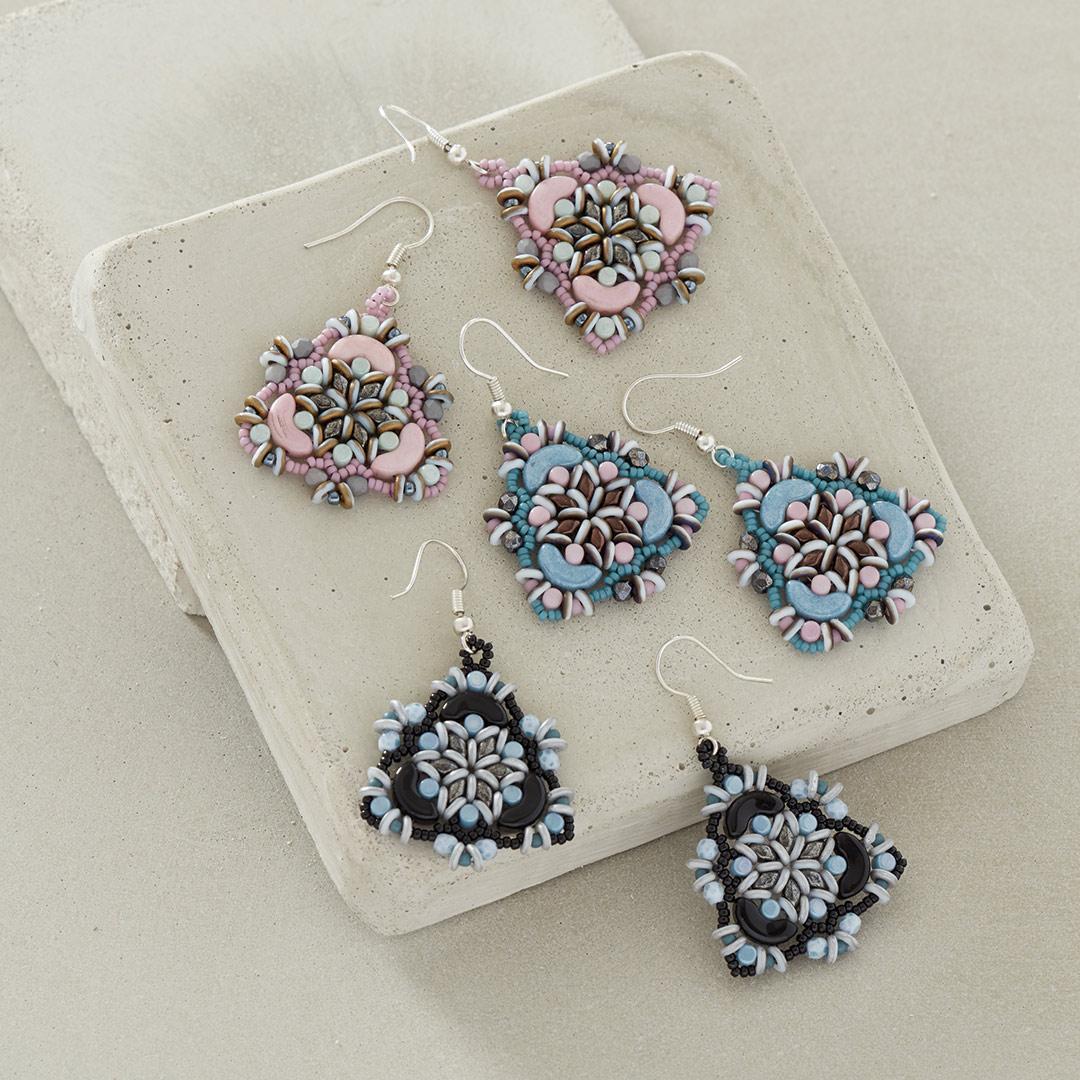 Debra Hodoyer's Pick-a-Note Earrings
